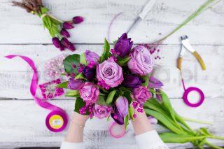 Kwiaciarnia - Fotografia reklamowa