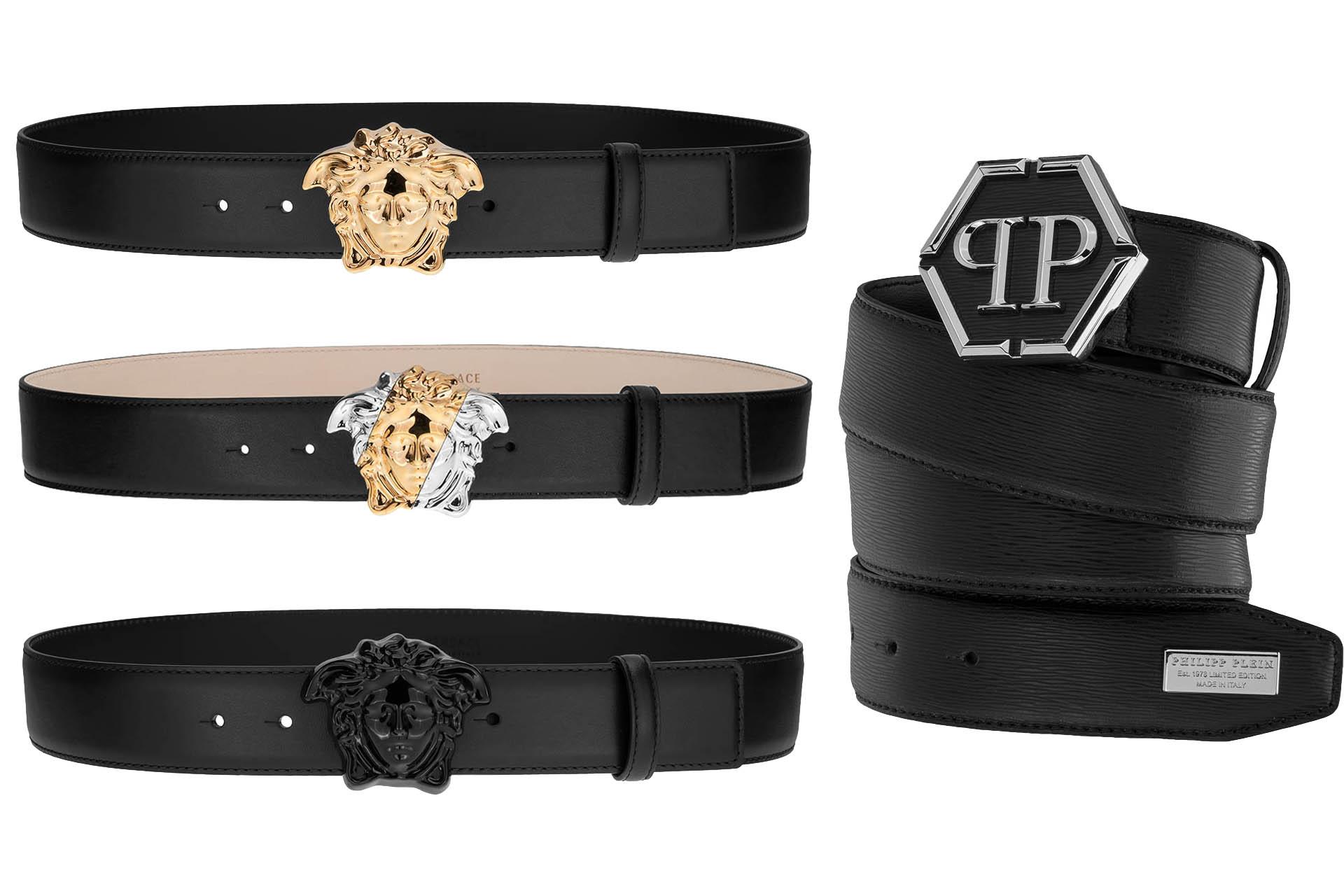 Packshot Paski Versace PHILIPP PLEIN